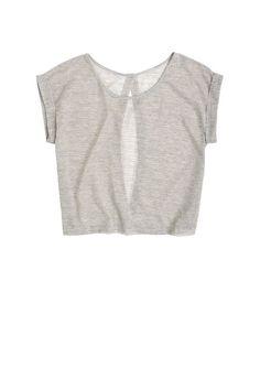 dELiAs > Lurex® Stripe Open Back > clearance > knit tops