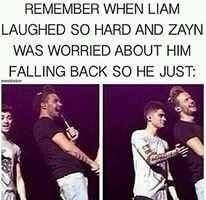 Remember when zayn saved harry from flames? Lol Zayn is a superhero!