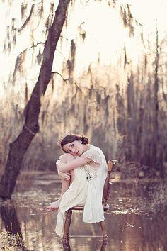Dress..pose...swamp..fairytale