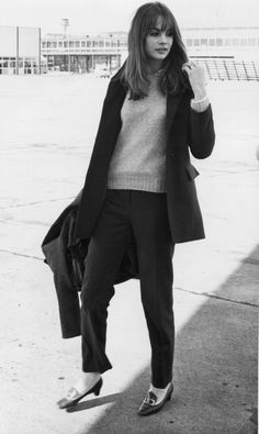 Pretty Outfits, Cool Outfits, Fashion Outfits, Kate Moss, Jean Shrimpton, Sixties Fashion, French Chic, Fashion Images, Classy Women