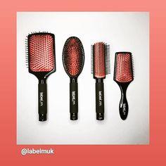 Label.m styling brushes #labelmsa #paddlebrush #groomingbrush #stylingbrush #cushionbrush Electronics, Consumer Electronics