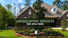 Houston Landscaping Design