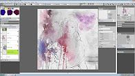 Creating impressionist style paintings in Painter 12 with Painter Master Karen…