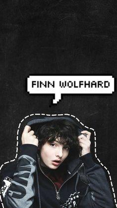 Finn Wolfhard wallpaper ❤️✨