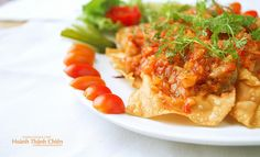 Fried wonton dumplings – Hoi An favorite | Vietnam Information - Discover the beauty of Vietnam through Culture, Cuisine, People and Travel