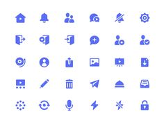 Airtime Icons by Martin David