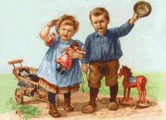 Ot en Sien zijn 2 buurtkinderen die fungeren als hoofdpersonen in de verhalen van Hendericus Scheepstra en Jan Ligthart. Samen beleven ze alledaagse zaken die voor kinderen, en dus ook voor hen, echte avonturen zijn.