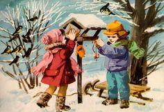 Illustration by Maria Orłowska-Gabryś, Title: Wspólna sprawa