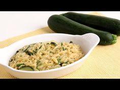 Zucchini Orzotto Recipe| Laura in the Kitchen