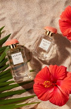 What it is: An eau de parfum that takes you on a journey to a palm-fringed, tropical island.
