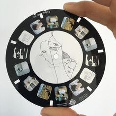Just found this View Master 3D slide. Was a gift from...