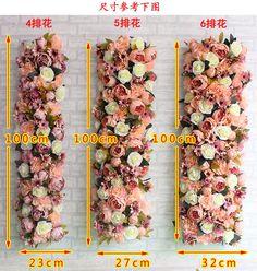 Готовые свадебные реквизит поставок моделирования цветов фона строки Huaqiang T станции стенд церемонии арки цветочные композиции цветочные композиции - глобальной станции Taobao