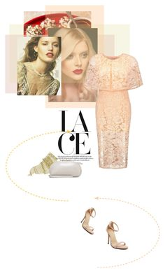"""""""Lace"""" by stellina-from-the-italian-glam ❤ liked on Polyvore featuring Jagger, dress, lace and trends"""