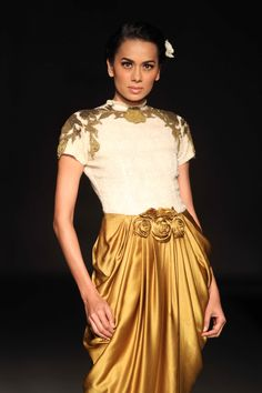 Dozakh by Kartikeya & Isha at #WIFW SS'13