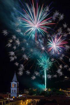 Fireworks in Sinj by Nikola Belancic on 500px