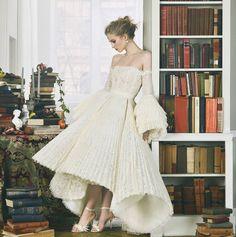Edgy Gowns for the Renegade Bride - HarpersBAZAAR.com