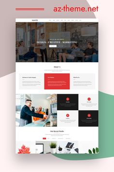 Theme Description Nanto is a 100% responsive and parallax one page WordPress theme. It is clean and professional theme perfect for agencies and creative studios. With the Visual Composer, Slider Revolution plugin and a powerful Theme Options Panel, it can be customized easily to suit your wishes.