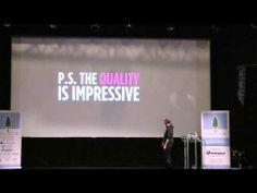 CascadiaJS 2013 - Henrik Joreteg - Making WebRTC awesome