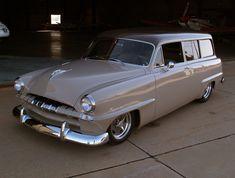 '53 Plymouth Savoy Resto-Rod | eBay