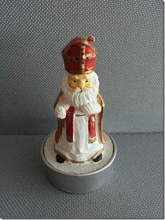 Sinterklaas kaarsje
