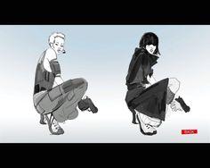 Mirror's Edge Art | Mirror's Edge unlockables, extras & art