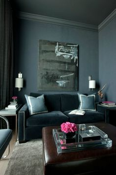 one color living room ideas with sensational modern sofas weu0027re all for the - Modern Sofas