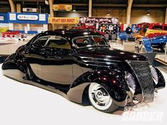 Rick Dore's Kustoms are so incredible!! Flying Vehicles, Beach Music, Lead Sled, Car Painting, Kustom, Hot Cars, Car Show, Custom Cars, Concept Cars
