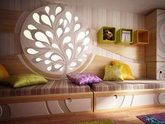 Interior Design Ideas for Girls' Bedroom  - Interior Design