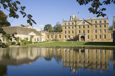 badminton house - Horse Trials held here annually