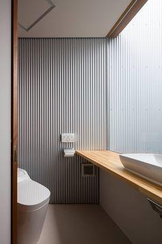 建築設計事務所SAI工房의 욕실
