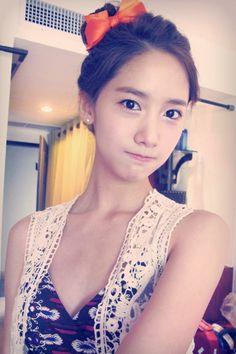 #Yoona #윤아 #ユナ #SNSD #少女時代 #소녀시대 #GirlsGeneration Selca