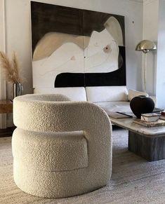 Home Interior Vintage Interior Inspiration, Room Inspiration, Design Inspiration, Interior Ideas, Living Room Decor, Bedroom Decor, Living Rooms, Style Deco, Piece A Vivre