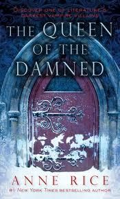 The Queen of the Damned by Anne Rice, BookLikes.com #books