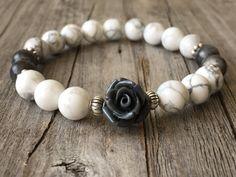 Gemstone woman bracelet Bohemian bracelet bracelet door KennlyDesign