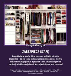 Wardrobe Organisation, Organization, Mish Mash, Home Hacks, Good Advice, Housekeeping, Clean House, Cleaning Hacks, Diy And Crafts