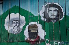 Un caracol que habla para todos  ★ Roberto Barrios ★ EZLN