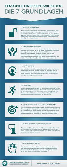Hier kannst du den vollen Blogartikel lesen: Persönlichkeitsentwicklung – Die 7 Grundlagen. Beitrag teilen ♥