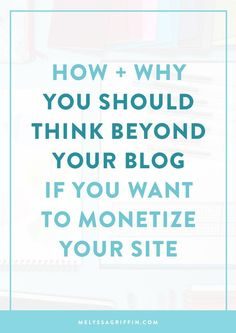 Are you a blogger who would love to blog full time and monetize your blog? This post will share the seven different businesses I launched as a blogger and what I recommend for you! Click through to read the full post.