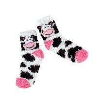 Novelty fluffy socks