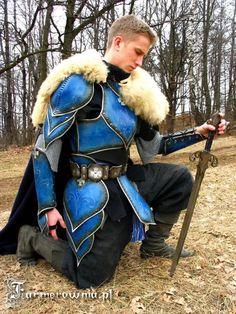 Van Eycke's Sepphire Armor 02 by farmer-bootoshysa.deviantart.com on @deviantART