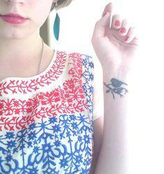 Maybe I'll get a #bird tattoo...