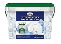 Member's Mark Ultimate Clean Automatic Dishwasher Pacs ct. Best Dishwasher Detergent, Dishwasher Tablets, Clean Dishwasher, Dishwashing Gloves, Dishwashing Liquid, How To Clean Crystals, Clean And Shiny, Cleaning, Security Service