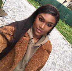 New makeup looks dark skin face masks ideas - Zelda Makeup - Make-Up Remy Human Hair, Human Hair Wigs, Remy Hair, Wig Hairstyles, Straight Hairstyles, Fashion Hairstyles, Maquillage Black, Looks Dark, Dark Skin Makeup