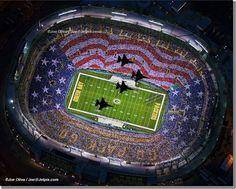 Lambeau Field - How cool is this?!