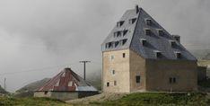 Visit the post for more. Miroslav Sik, Miller Maranta, Mansard Roof, Architecture, Cottage, Cabin, House Styles, Inspiration, Design