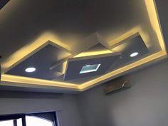 ديكور حسام سلامة Kissing Drawing, Pop False Ceiling Design, Wall Lights, Ceiling Lights, Ceilings, Dining Area, Track Lighting, Bedrooms, Shape