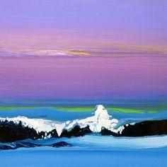 "Saatchi Online Artist Jacob Jugashvili; Painting, ""Silent View VII"" #art"