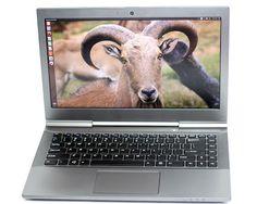 Ubuntu 14.04 LTS Trusty Tahr on the System76 Galago UltraPro. April 2014