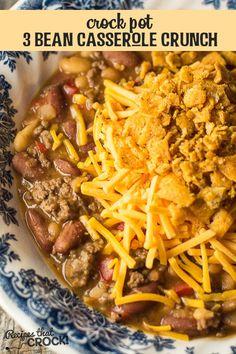 Bean Casserole Crunch