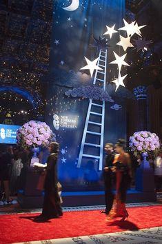 David Stark Designs a Gala Inspired by Cinema Paradiso and Good Night Moon